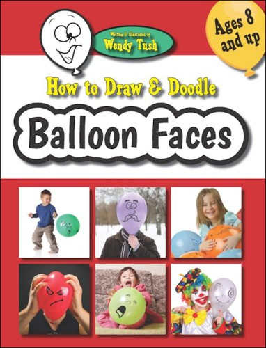 Balloon Faces Semi Finalist for CIAN's Non-fiction Book of the Year